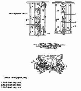 2004 Kia 3 5 Wiring Spark Plugs Diagram