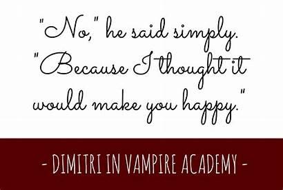 Vampire Academy Quote Gala Favorites