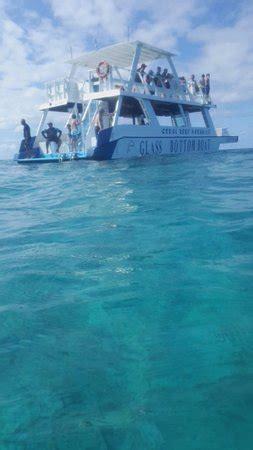 Glass Bottom Boat Cayo Coco by Glass Bottom Boat Cayo Coco 2018 O Que Saber Antes De