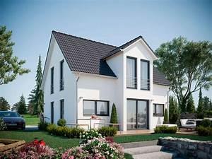 Haus Mit Satteldach : talbau haus vario4plus klassisch mit satteldach ~ Watch28wear.com Haus und Dekorationen