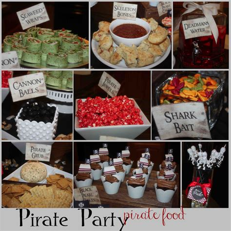 cuisine pirate just and simple pirate