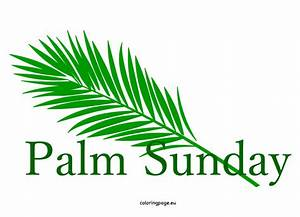 Palm Sunday Clipart - Cliparts Galleries