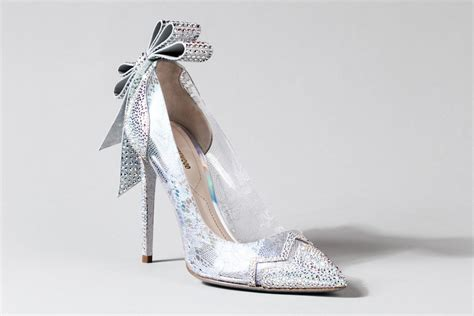 Nine Cinderella Inspired Shoes to Wear IRL   What's Haute?