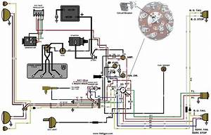 Instrument Wiring Diagram Willys
