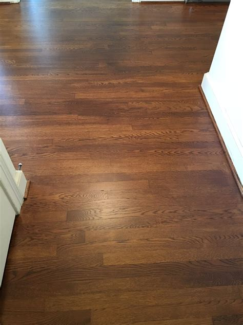 white oak floors  antique brown pro floor stain pro