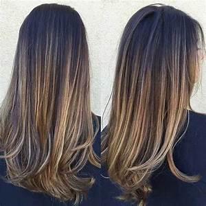 Straight Black Hair With Highlights Ialoveni Info