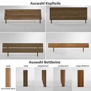Bett Kopfteil Holz : bett kopfteil doppelbett massive eiche berl nge vollmassiv rustikal runde f e schlafzimmer ~ Sanjose-hotels-ca.com Haus und Dekorationen