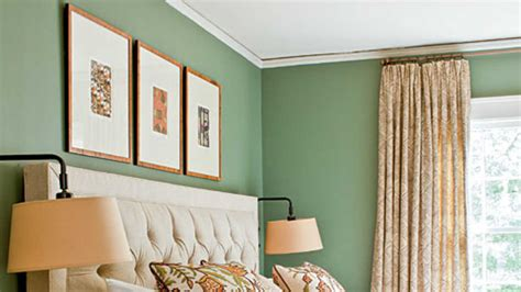 green decorating ideas southern living