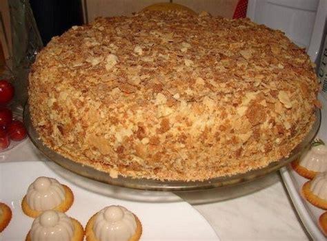 """Ātri pagatavojama torte """"Napoleons"""