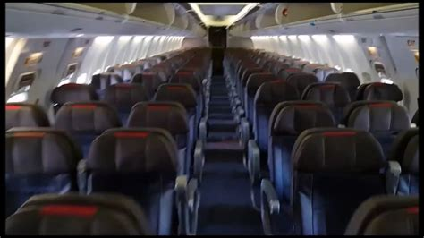 boeing 737 cabin cabin tour american airlines boeing 737 800 refurb