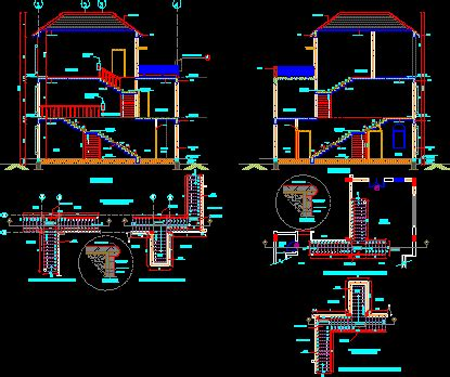 staircase detail dwg detail for autocad designs cad