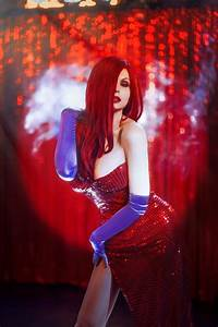 Best 581 Jessica Rabbit Cosplay Images On Pinterest