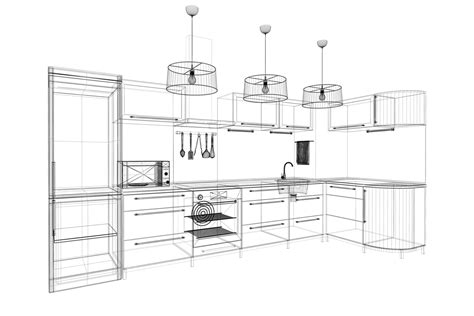 dimension meuble de cuisine generalfly