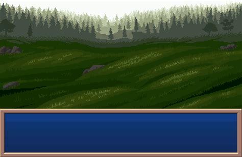 background battle pixel hills rpg hazy landscape opengameart urban preview deviantart