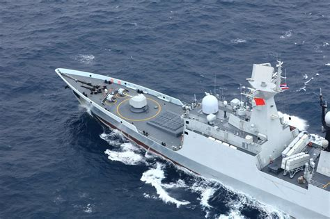 Watch Out, U.S. Navy: China Has 650