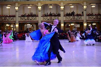 Dance Sequence Blackpool Festival Dancing Dancesport Competition
