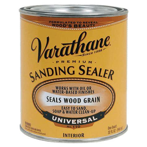 Varathane® Sanding Sealer Product Page
