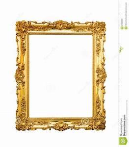 Cadre De Tableau : cadre de tableau fleuri image stock image du dor ~ Dode.kayakingforconservation.com Idées de Décoration