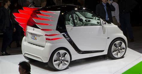hellaflush smart car mercedes benz smart fortwo electric drive 2007 brabus