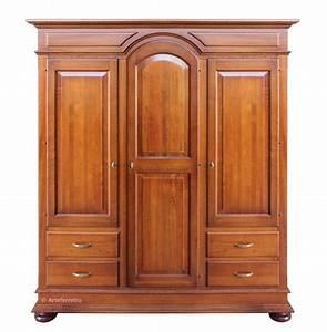 Armoire Bois Massif : armoire de chambre bois massif lamaisonplus ~ Teatrodelosmanantiales.com Idées de Décoration