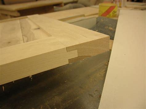 joinery shaker cabinet doors woodworking talk