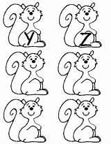 Acorn Acorns Squirrel Adults Coloringhome sketch template
