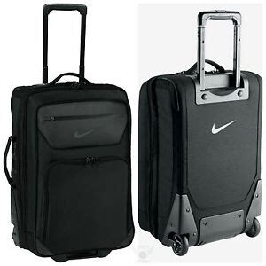 cabin friendly luggage nike departure iii roller bag luggage travel airline