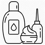 Hair Icon Beauty Cosmetics Makeup Dye Dyeing