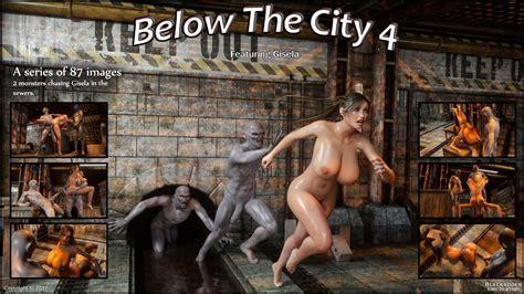 Blackadder Below The City 4 • Porn Comics One