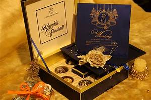 glass wedding box With luxury boxed wedding invitations indian