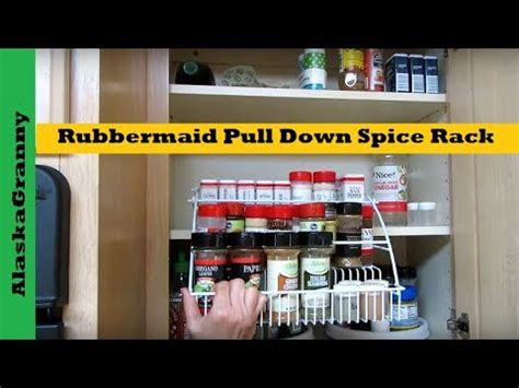 Pull Spice Rack Rubbermaid by Rubbermaid Pull Spice Rack