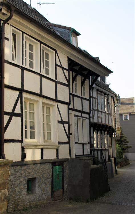 Filelangenberg Rheinland  Haus Aus Dem 18 Jahrhundert
