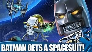 Lego Batman 3: Beyond Gotham on PS4 - Batman gets a Space ...