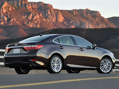 2014 Lexus Es 350 Luxury Sedan Road Test And Review