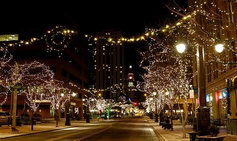 drive through christmas lights denver colorado lamenting the lack of decoration downtown opinion smile politely