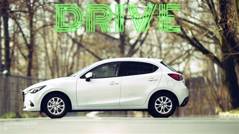 2015 Mazda2 Hatchback Hd Wallpapers
