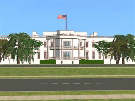 mod  sims  white house