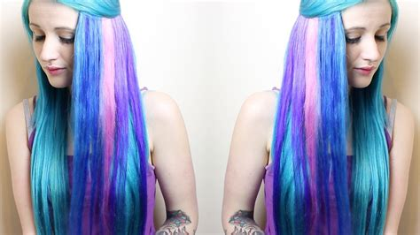 Hair Dye by Sparks Colour Hair Dye Tutorial