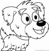 Pound Puppies Coloring Resolution sketch template