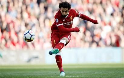 Salah Liverpool Football Kick Mohamed 4k Mo
