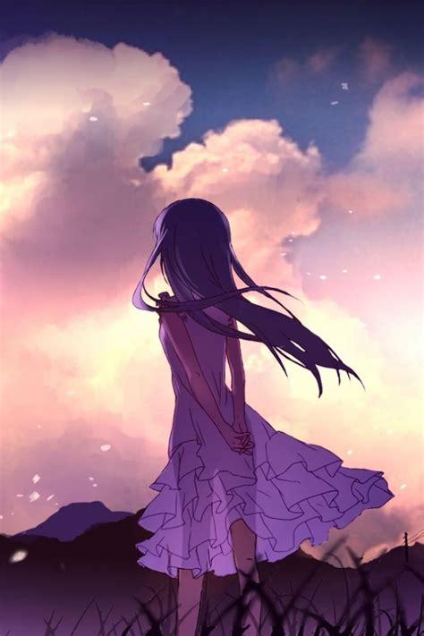 wallpaper  anime ive  anohana anime crying