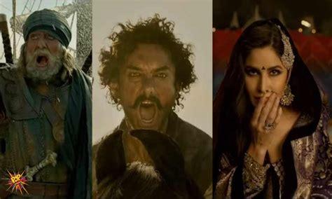 The Aamir Khan And Amitabh Bachchan Starrer Thugs Of