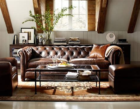 Chesterfield Sofa In Living Room by Living Room Inspiration To Pass Up