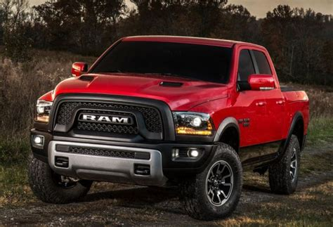 2016 Ram 1500 Diesel Review And Specs