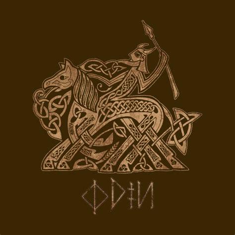 odin entering valhalla  sleipnir celtic hammer club