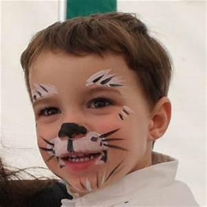 Modele Maquillage Carnaval Facile : maquillage chat simplissime tuto maquillage enfant loisirs cr atifs ~ Melissatoandfro.com Idées de Décoration