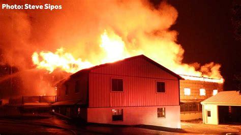 Barn Fire Causes 300000 In Damage Kills Calves
