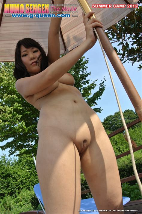 Nude Japanese School Girl Having Their Pe Classes Picture 13
