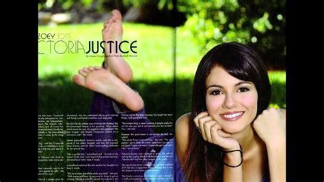 victoria justice feet soles hd