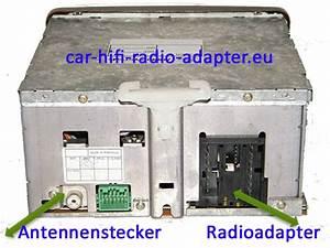 Autoradio Anschl U00fcsse Ford Focus 1998